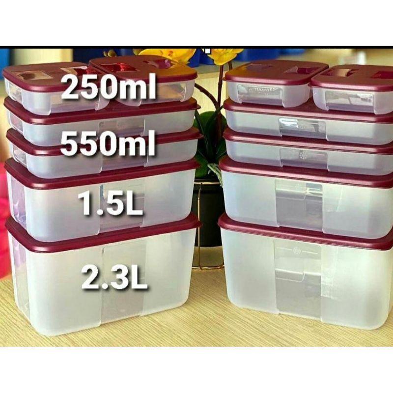 Tupperware FreezerMate  550 ml / 250 ml/1.5L/2.3L