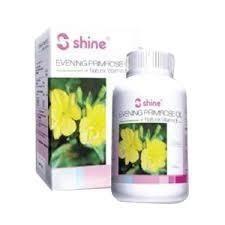Shine Evening Primrose Oil + Natural Vitamin E 100s X 2 bottles