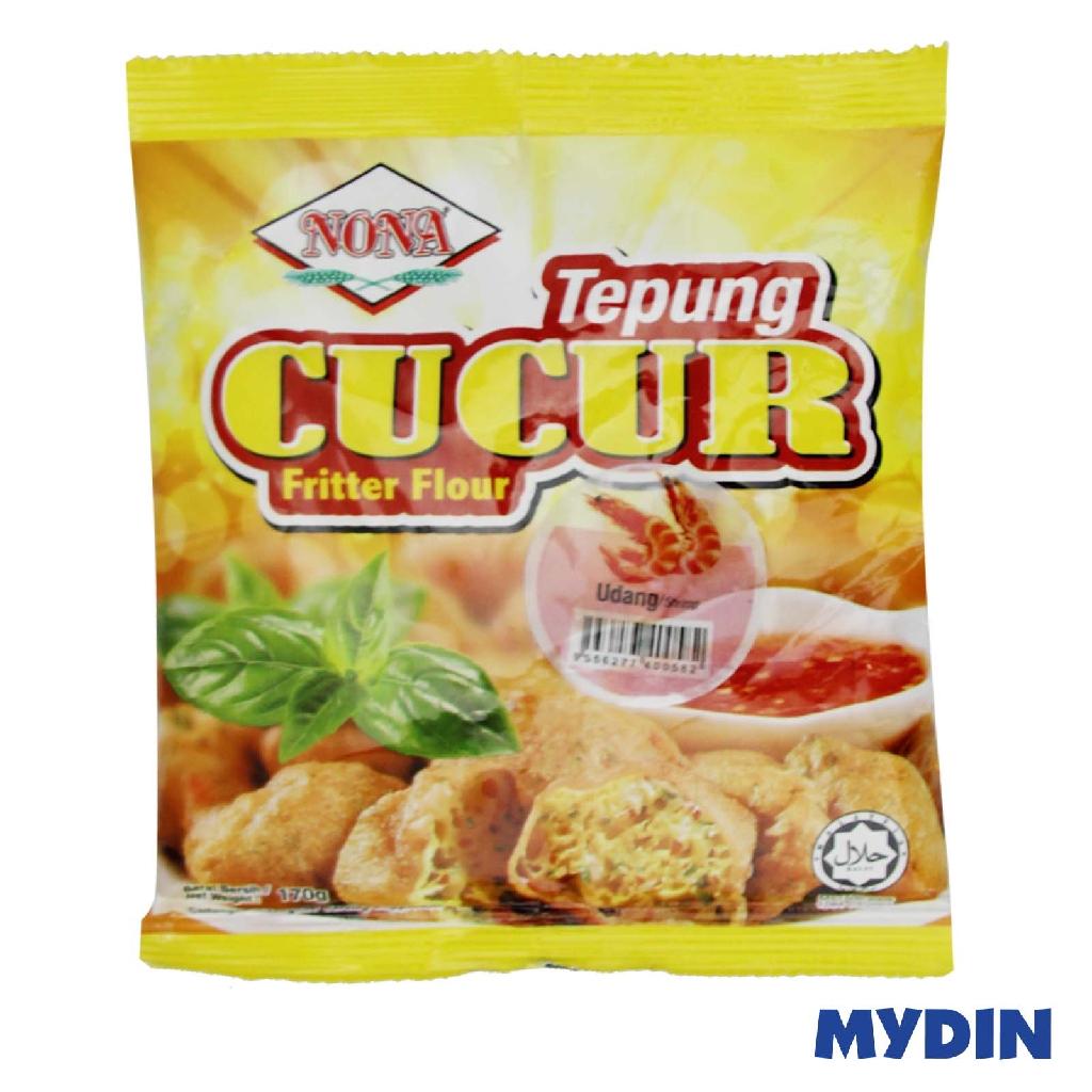 Nona Cucur Fritter Flour - Udang (170g)