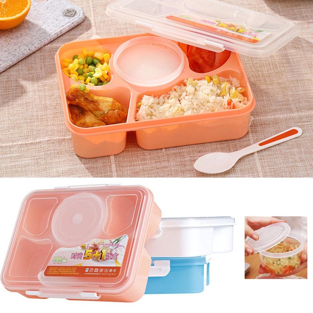Uk Lunch Bento Box Microwave 5