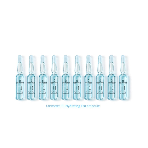Cosmetea T1 Hydrating Tea Ampoule 2ml*10s