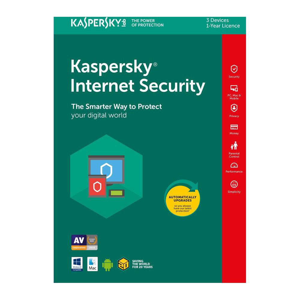 Kaspersky Internet Security 2019 KIS 2019 PC and Android