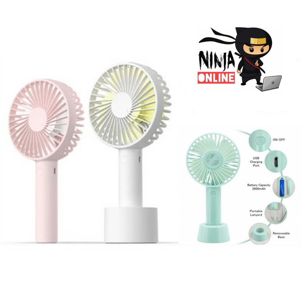 Home Appliances Sporting Handheld Portable Fan Usb Charging Mini Fan Cute Cartoon Bear Charging Fan Outdoor Portable Fan