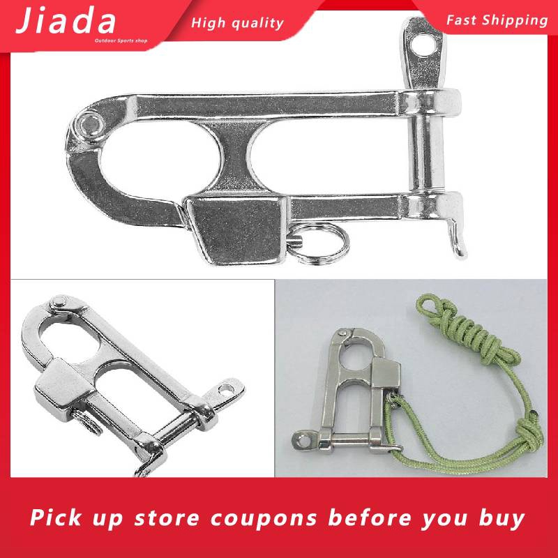 Stainless Marine Boat Jaw Swivel Marine Chain Connector