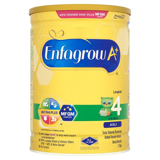 Mead Johnson Enfagrow A+ Step 4 (1.7kg)