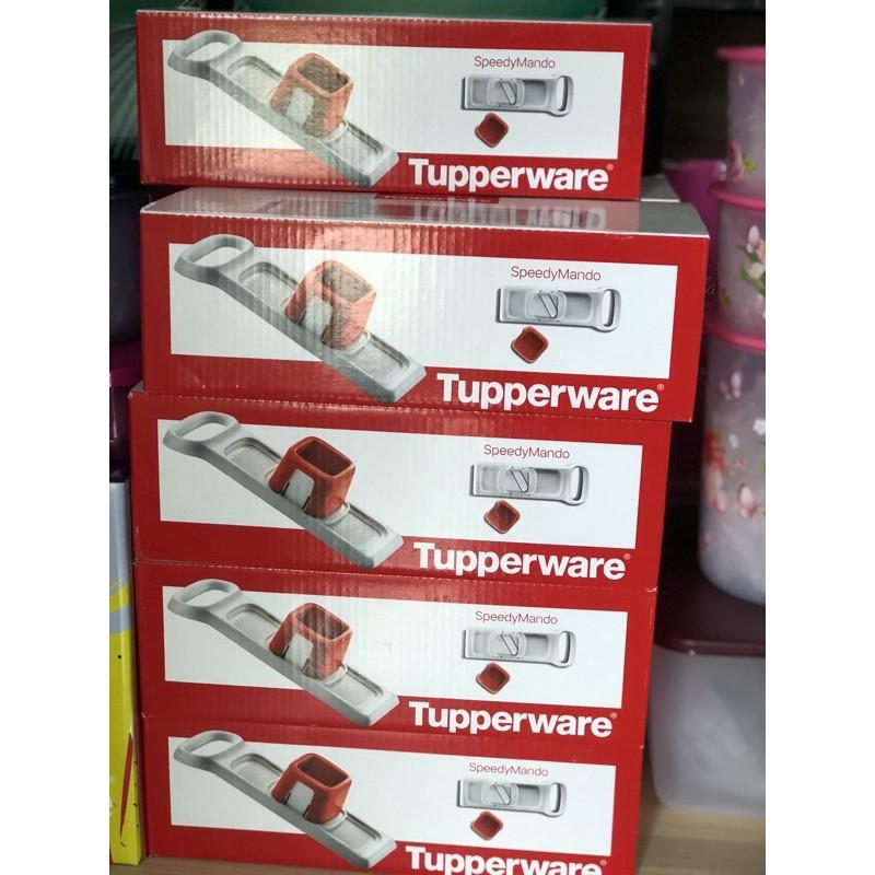 🛍READY STOCK TUPPERWARE CLEAR STOCK LELONG: Speedy Mando Tupperware/Peyagat