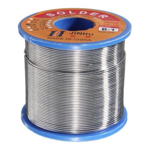 2mm 500g 60//40 2.0/% Core Solder Flux Soldering Tin Lead Rosin Welding Wire