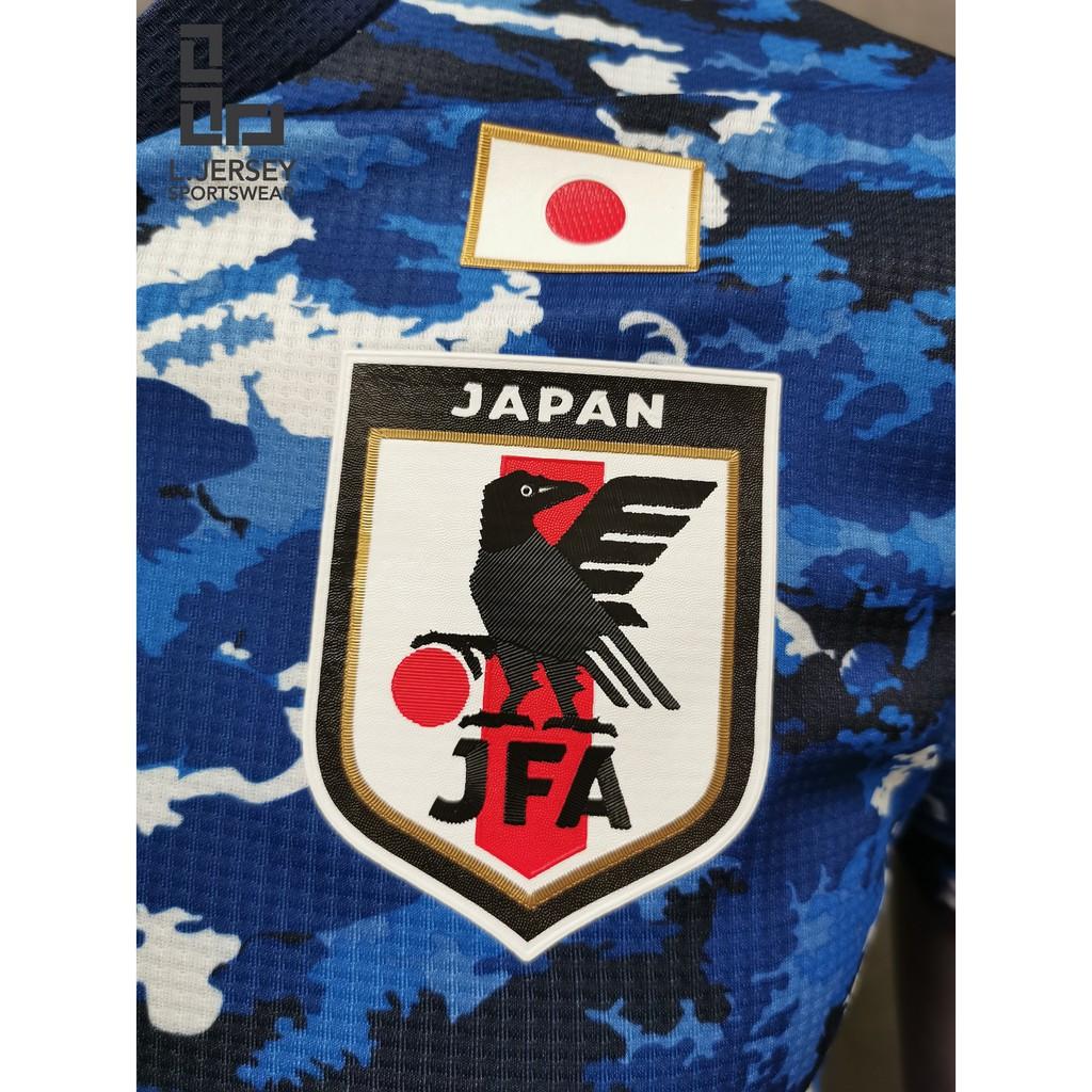 Japan Men Home Euro Cup Season 20/21 CLIMACHILL Player Jersey