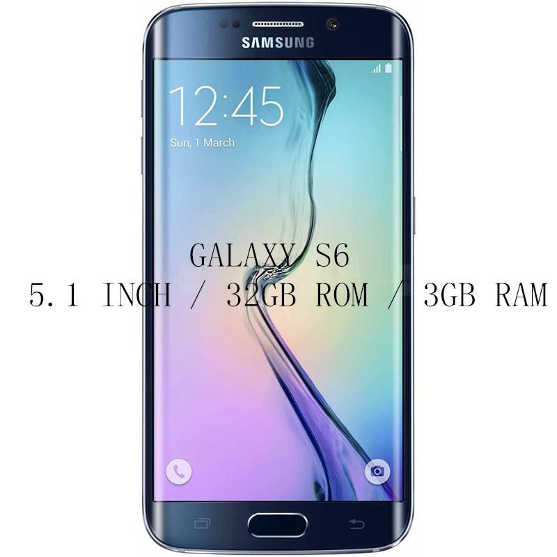 Samsung Galaxy s6 LTE 32GB + 3GB RAM