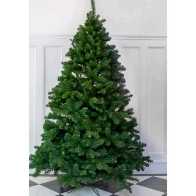 🌲 Supersize 3 Meter Tall Christmas Tree with Heavy Leaves (1 Set) 🌲