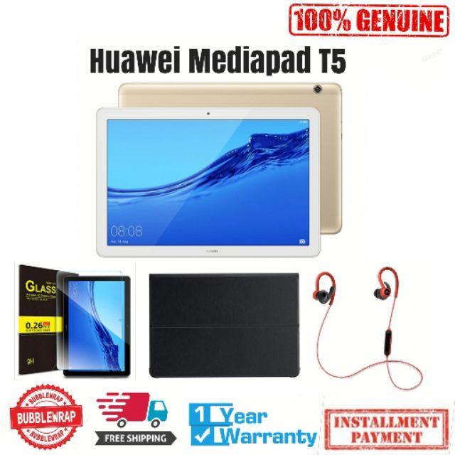 Huawei MediaPad T5 ~ 100% Original Malaysia Set~