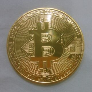 Bitcoin cryptocurrency collectible digital coins 999 copper fine