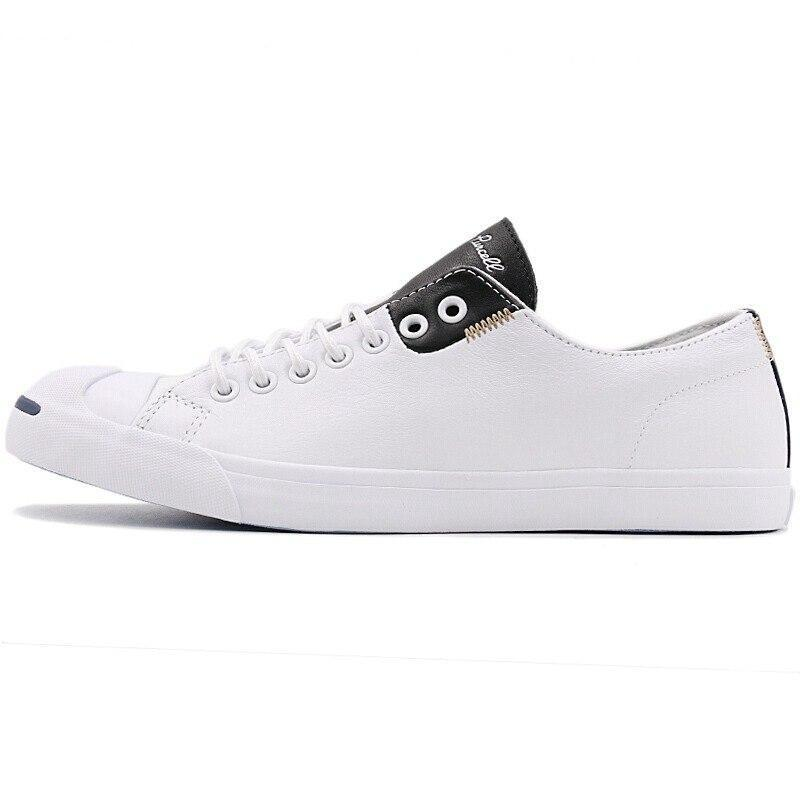 d2fa88abf4 Original New Arrival 2018 Converse Unisex Leather Skateboarding Shoes  Canvas Sneakers