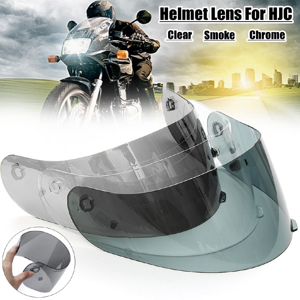 HJC Air 3 5 HJ-04 Anti-Scratch Clear Helmet Replacement Shield Visor