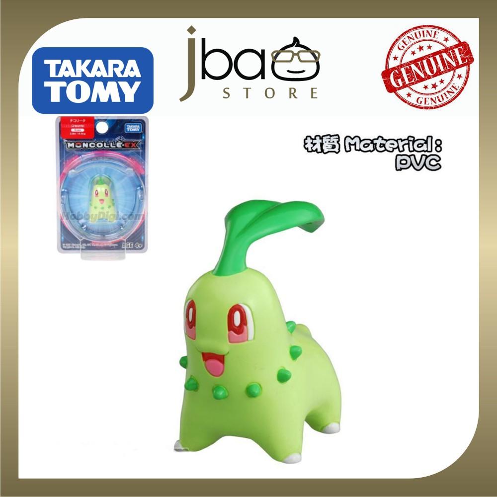 Takara Tomy Pokemon Moncolle EX - AMC31 Chikorita Pocket Monster