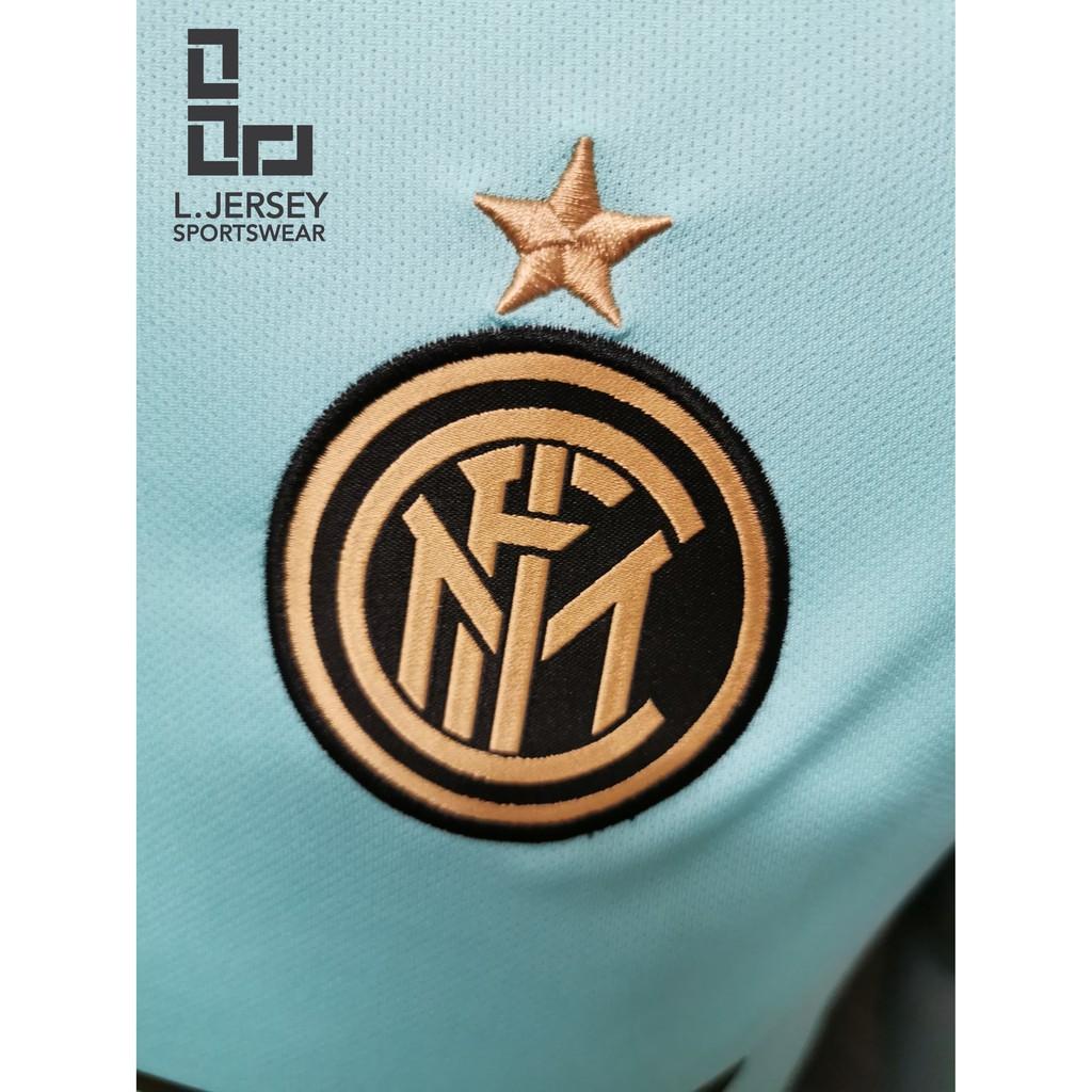 Inter Milan Men Away Season 19/20 Stadium Fans Jersey