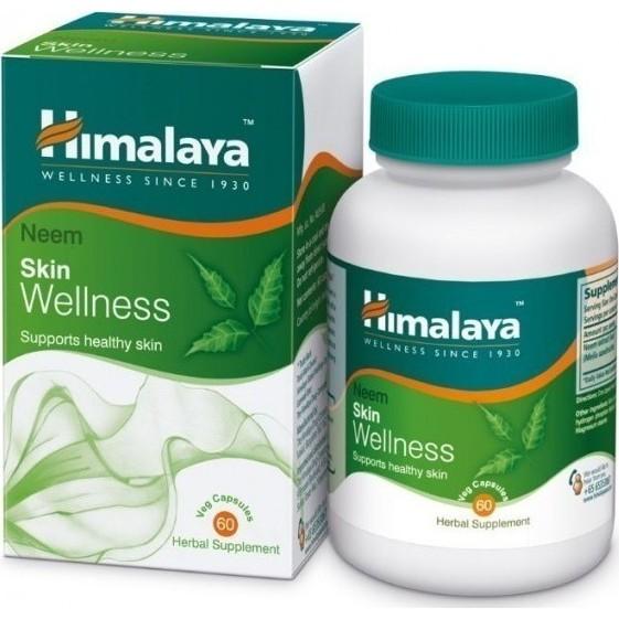 Himalaya Neem Skin Wellness (60 Capsules/120 Capsules)