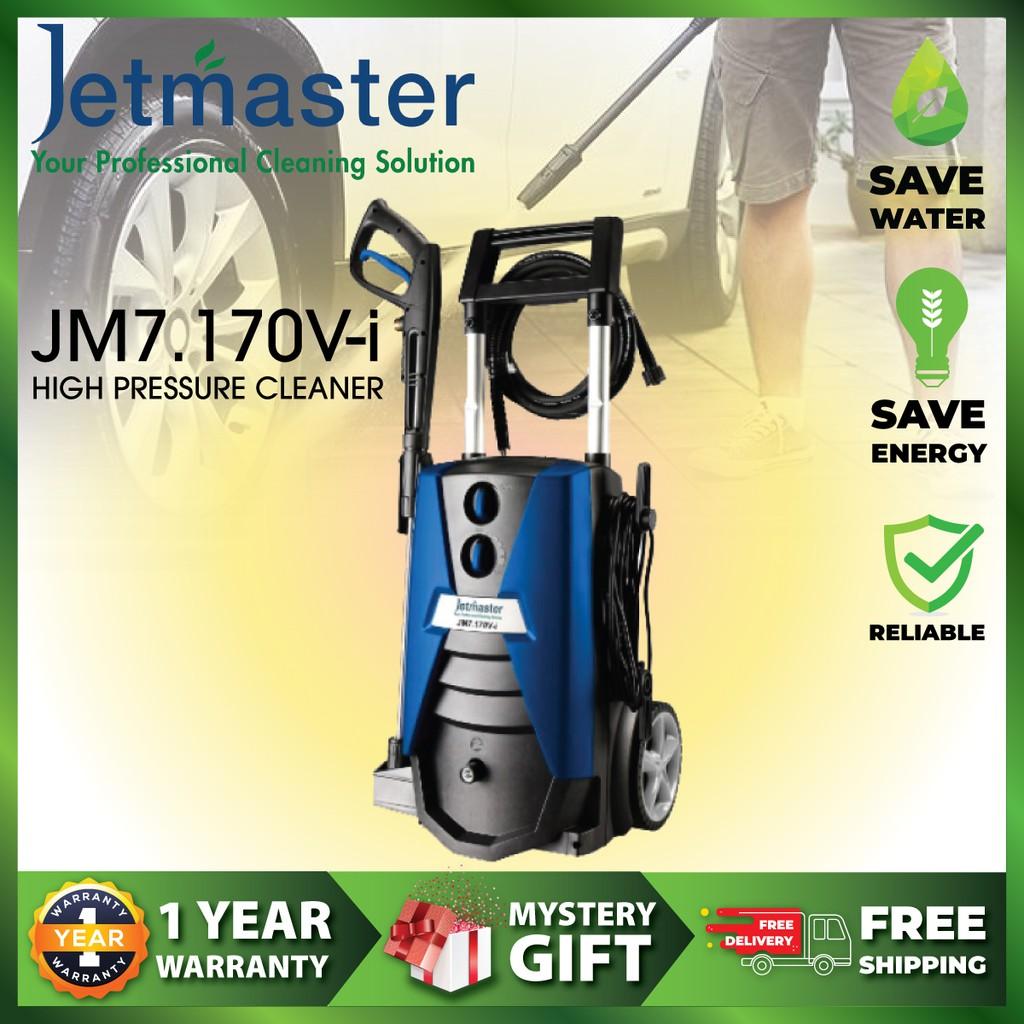 Jetmaster JM7.170V-i High Pressure Cleaner