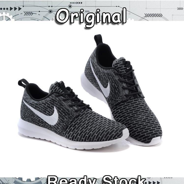 watch 4d48e b1f5f 100%original popular Nike Roshe Run TANJUN shoe sneakers for men women  EU:36-44√   Shopee Malaysia
