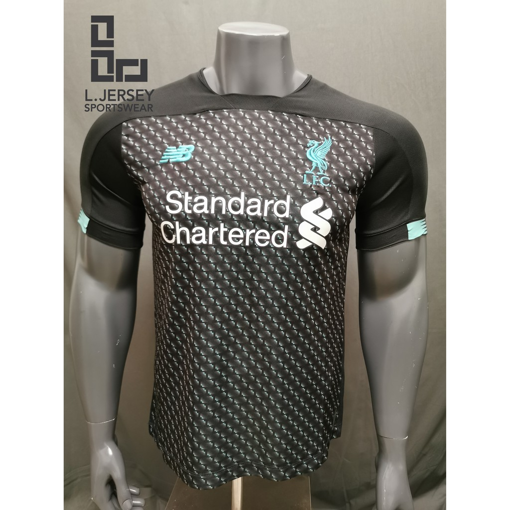 Liverpool Men 3rd Kit Season 19/20 Fans Jersey