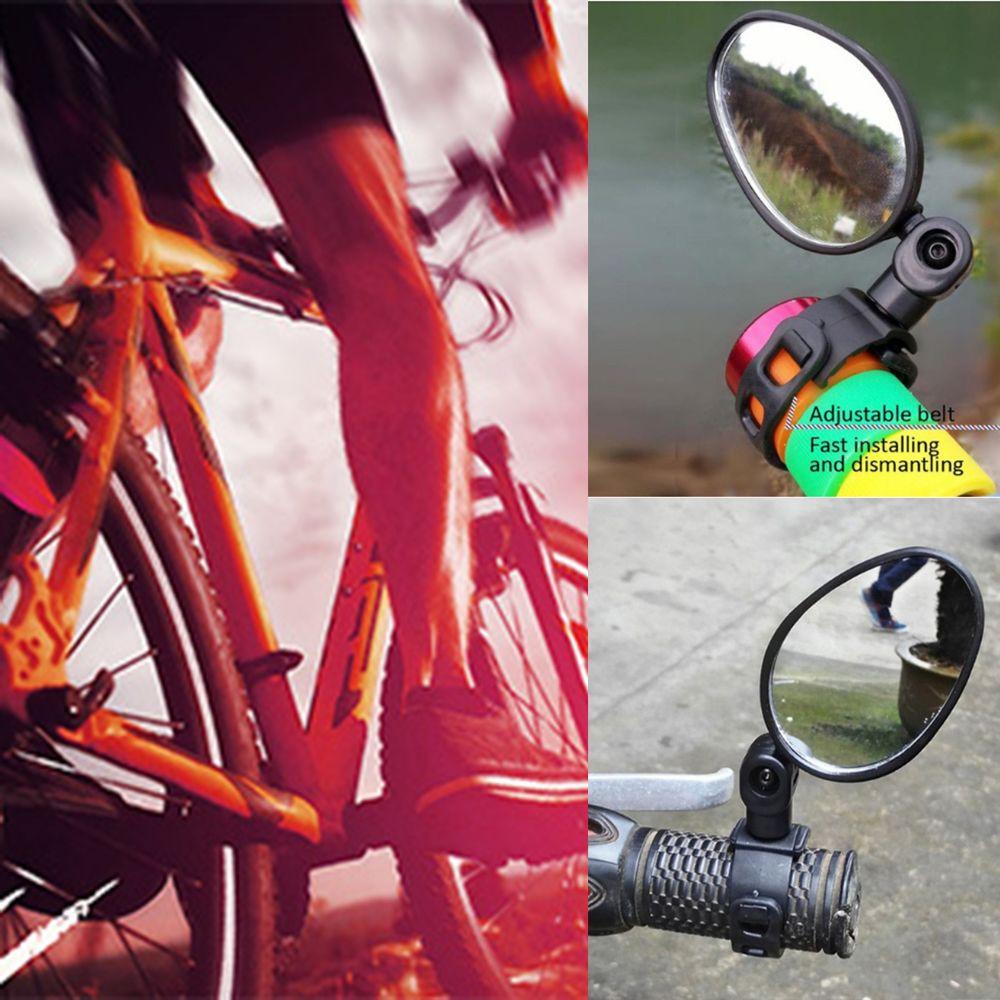 Adjustable Handlebar MTB Bike Rearview Bicycle Mirror Motorcycle Looking Glass