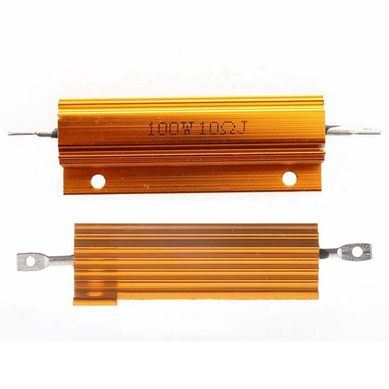 0.33 Ohm 50W Wire Wound Ceramic Cement Power Resistor