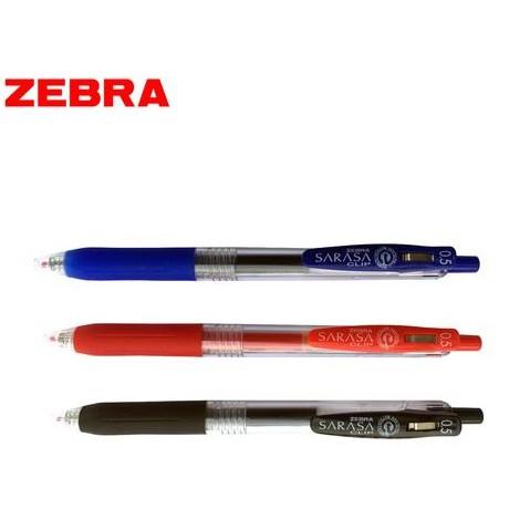 Zebra Sarasa Clip 0.5mm Gel Ink Pen 2pcs/pack