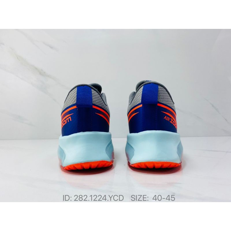 Nike Air zoom Arcadia Grey Running Shoes Men 💥Premium💥-36-45 EURO