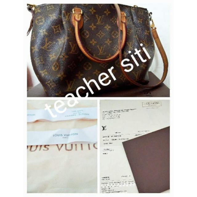 Authentic Louis vuitton turenne PM Monogram (Negotiable)  b6eb05d3e9347