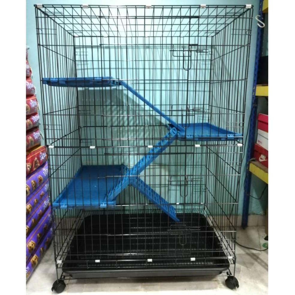 Diy Sangkar Kucing Kayu Pallet - Home Desaign