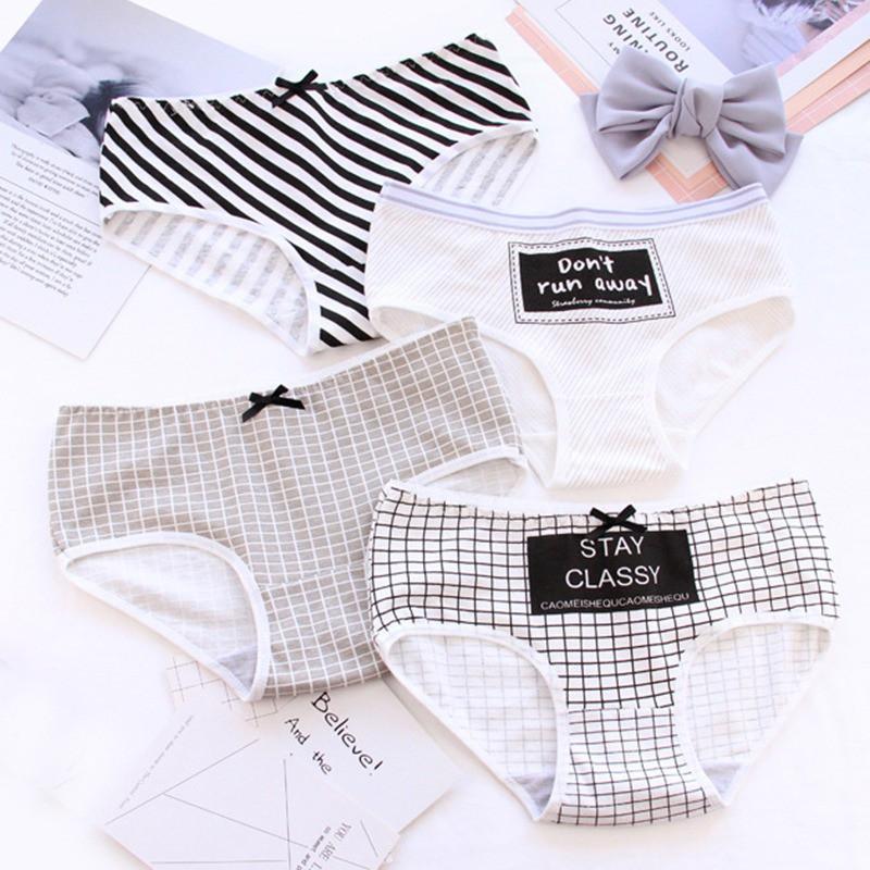 91db893ea5e Cotton Panties Mid Low Waist Super Comfortable   Cool.