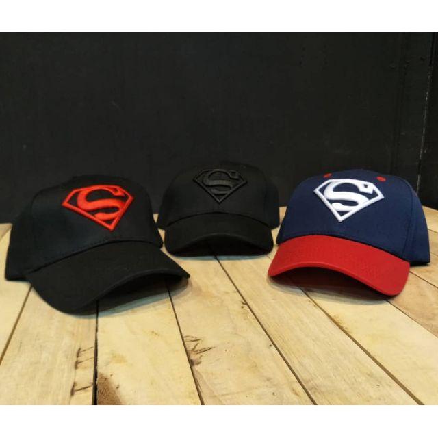 42d289eae Superman Junior Baseball Caps (Kids)