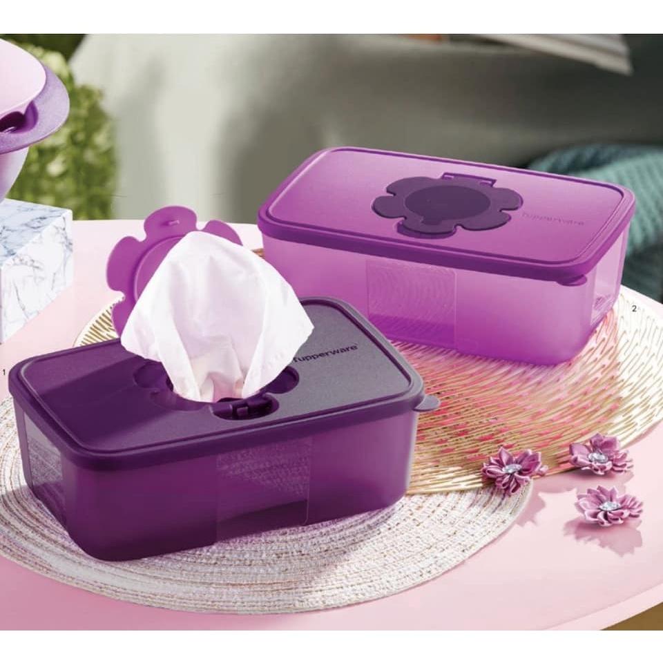 Tupperware Tissue Box (1pc)