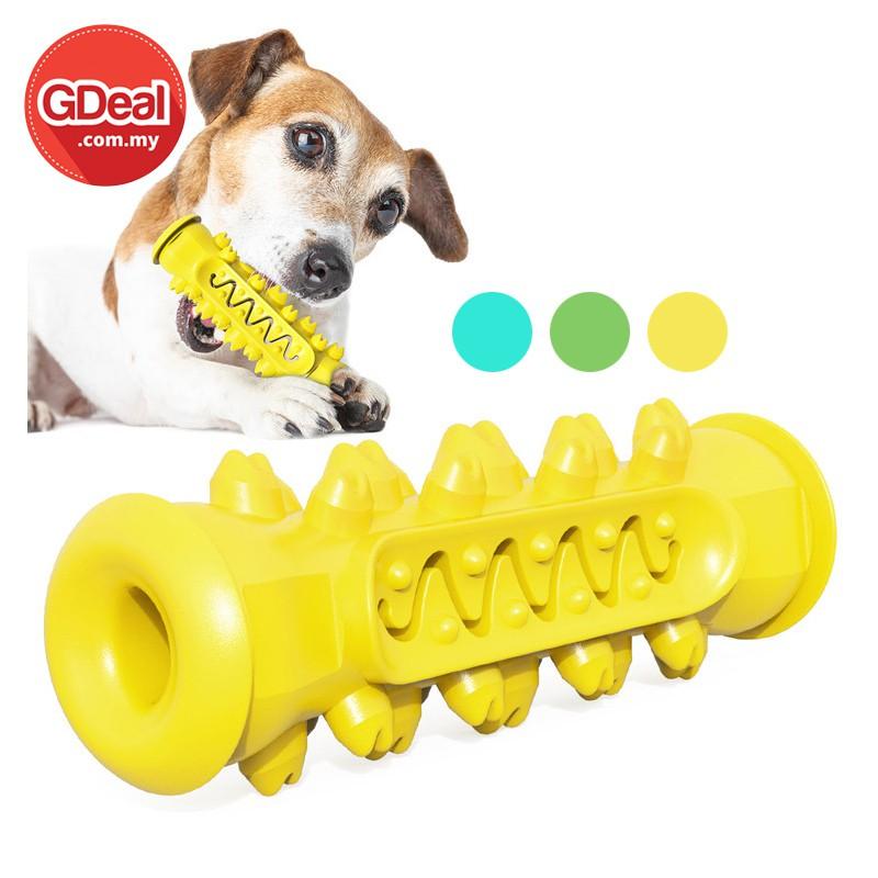 GDeal Dog Toy Molar Stick Biting Teeth Bone Pet ToothBrush Mainan Anjing ماءينن انجيڠ
