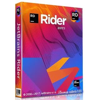 JetBrains Rider 2018