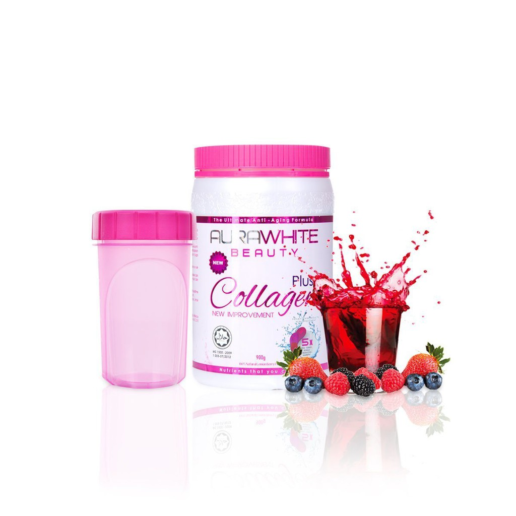 Aura White Collagen Plus
