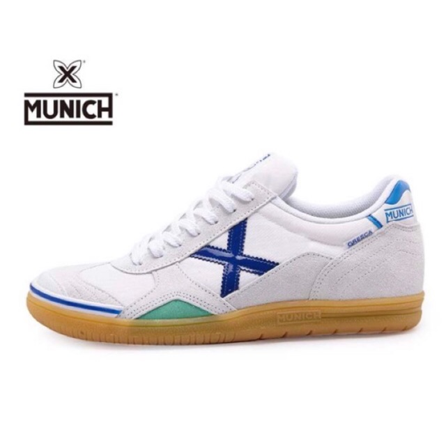 ORIGINAL] X-Munich Gresca futsal shoes