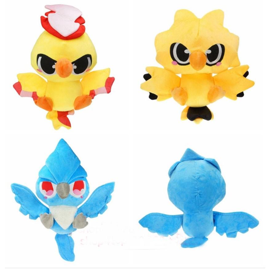 Anime Pokemon Zapdos Plush Doll 10/'/'