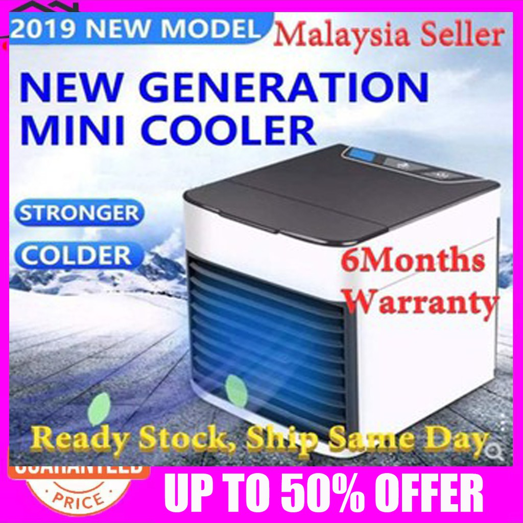 🔥IN STOCK🔥2019NEW Mini Fan Mini Aircond Cooler Air And Mini Conditioning