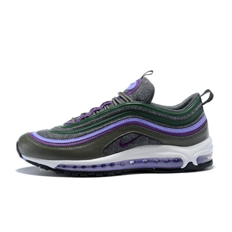 Nike Air Zoom Pegasus 32 Women's Running Shoes, BlackPurple