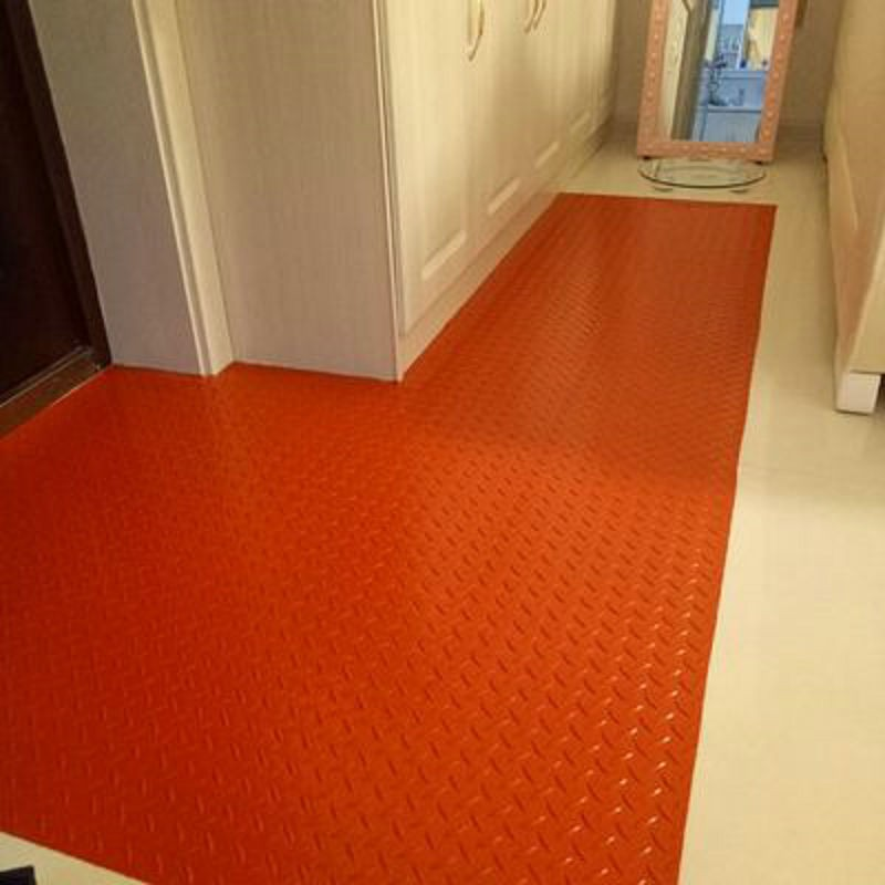 Plastic Rubber Carpet Entry Into