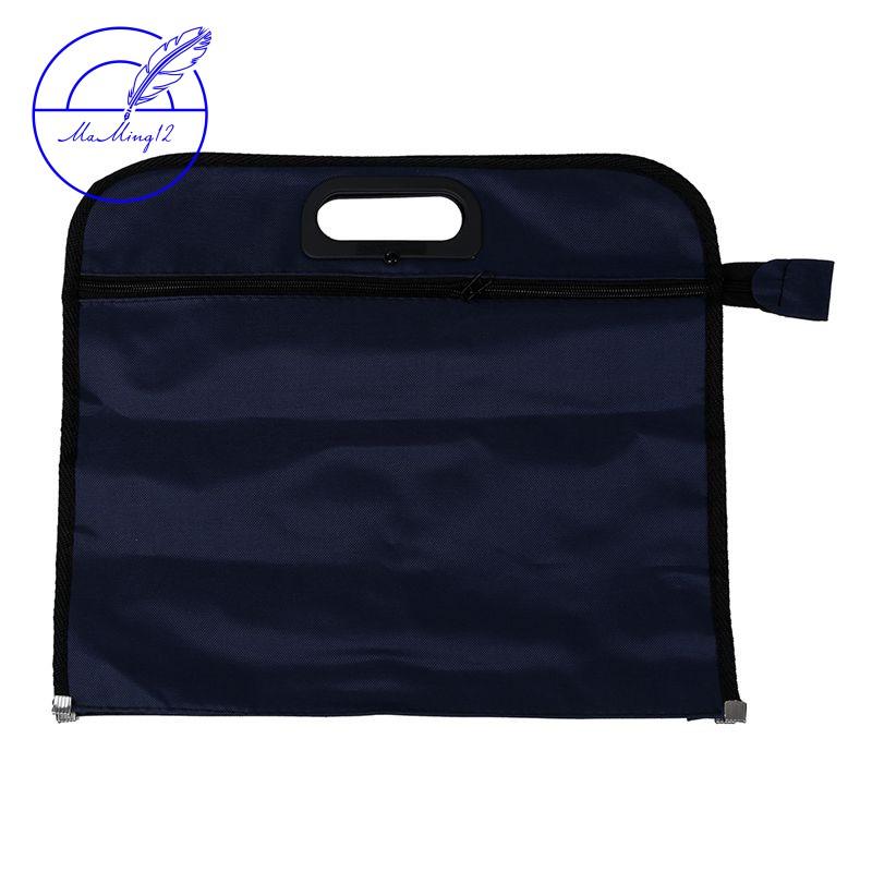 4X Cute Rabbit Plastic Document Bag A4 Folders Bag School