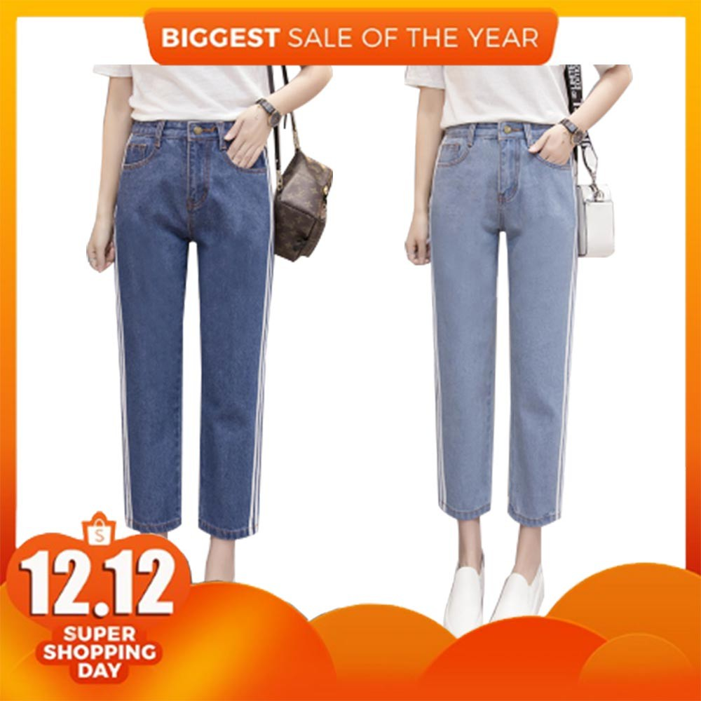 Jumpsuits 2018 Summer New Women Joker Slim Slimming Hole Washed Casual Pencil Jeans Complete In Specifications