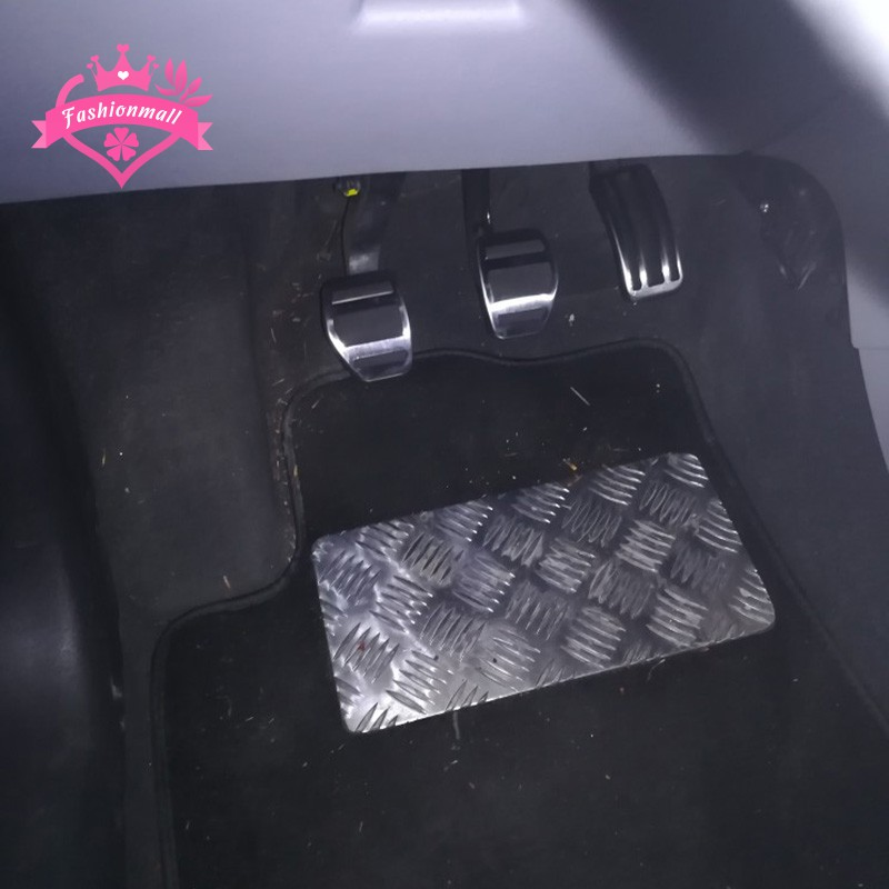 2 x Stainless Steel Car Automatic Pedal Cover Set For Honda Accord 2018 10TH