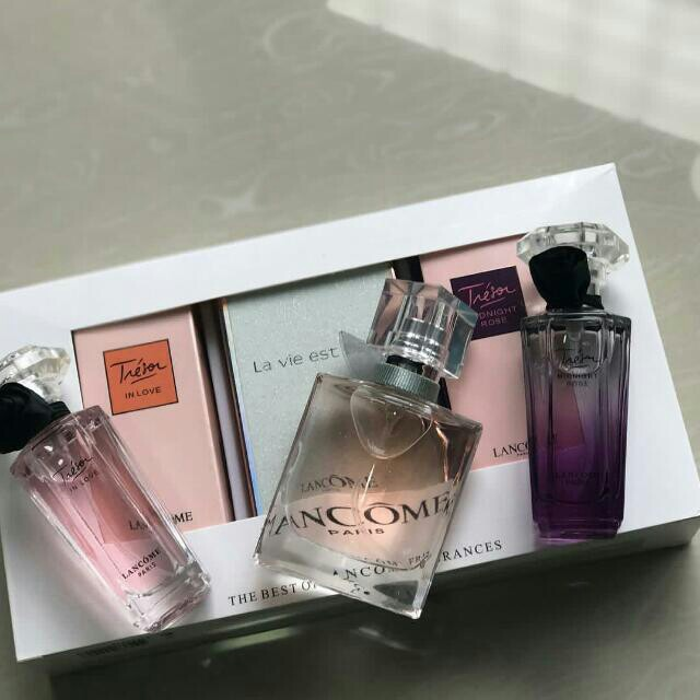 Lancome Each Gift 1 Set Eau 3 30 Parfum De Perfume In Ml wynm8N0vO