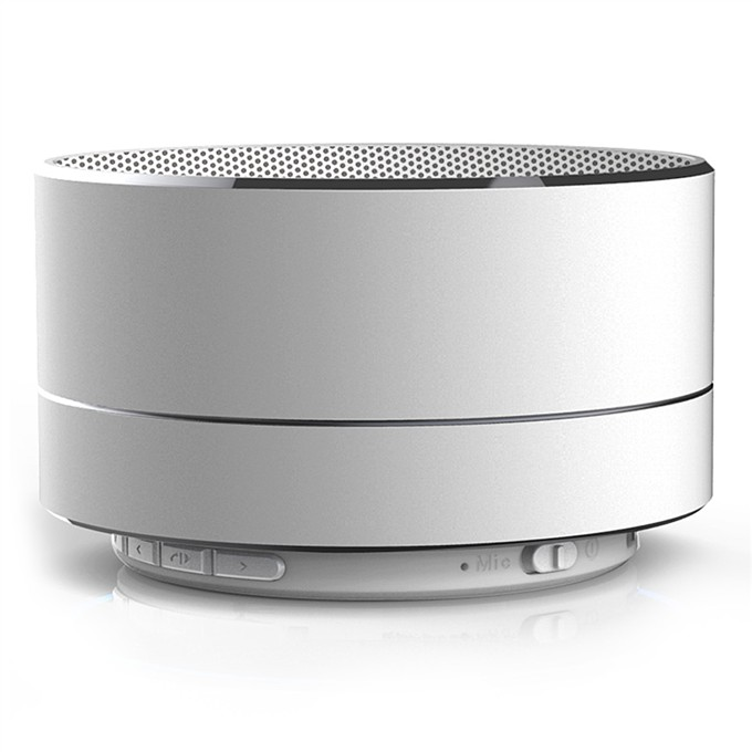 A10 Minimalist style Reflective light BT-LED bluetooth speaker