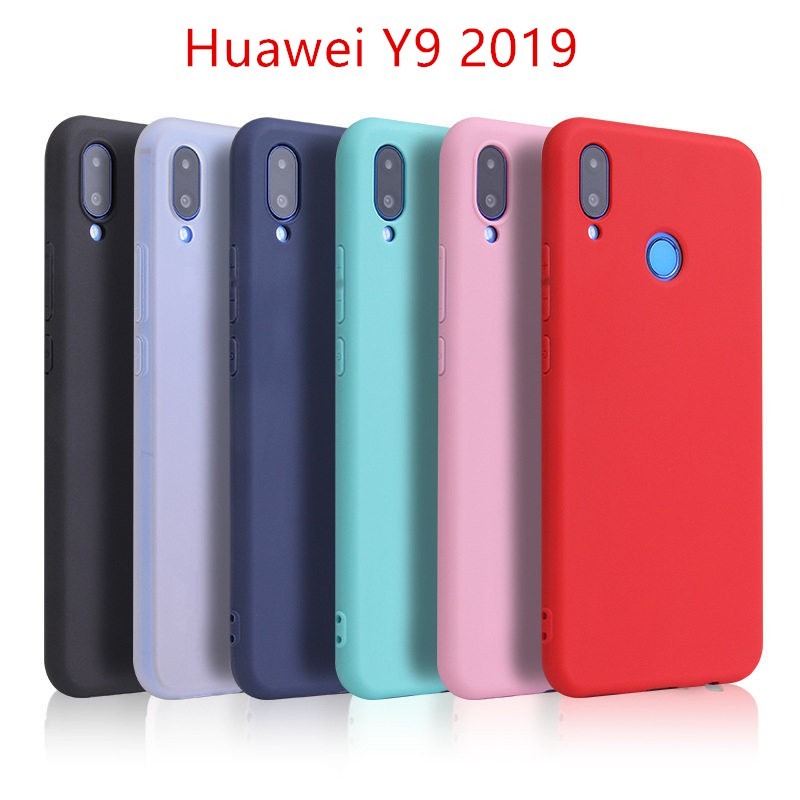 Huawei Y9 2019/Y7 Pro 2019/P Smart+ 2019/P30/P30 Pro /Mate 20/Mate 20X  Protection case back cover shell TPU shockproof