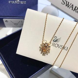 155f98754da42 Swarovski Crystal Pendant Necklace Stylish Romance Women Necklace ...