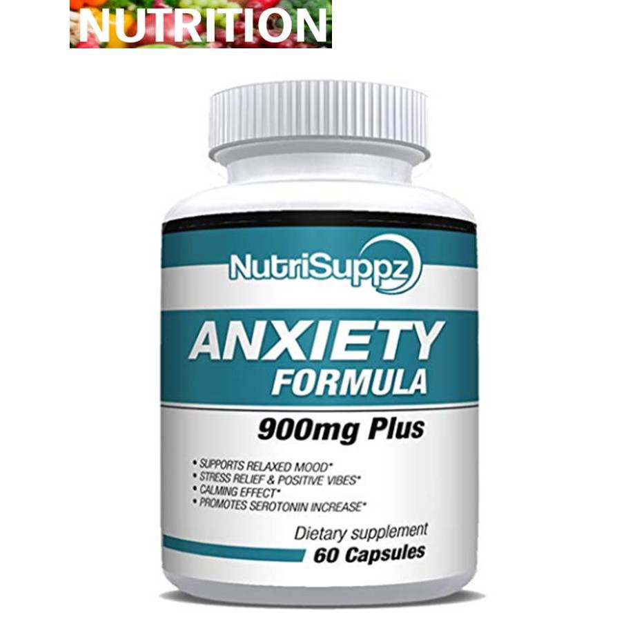 Supplement 900mg With Gaba, L-Theanine