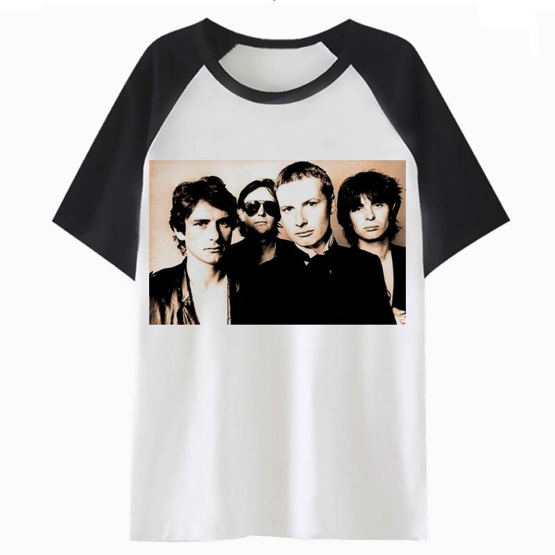 BlountDecor Performance T-Shirt,Bent Lines Effect Fashion Personality Customization